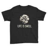 Life is Swell Logo Youth Tee