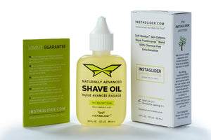Post Shave Oil (feminine) 35 ml