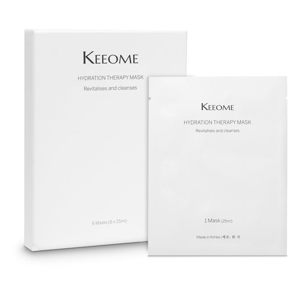 KEEOME White Mulberry Hydration Sheet Mask