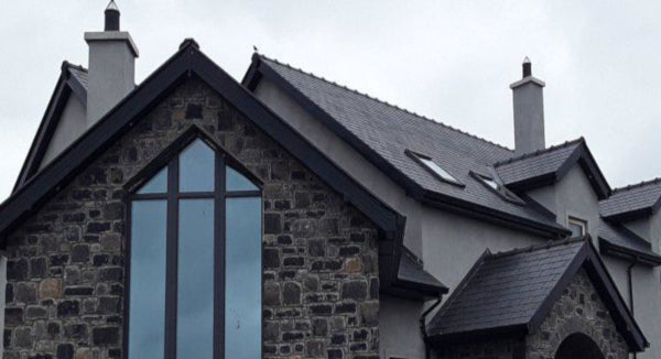 Moylagh, Co. Meath, Ireland. Natural Roof Slate