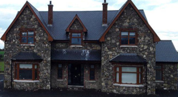 Aghadreenagh Lavey Co. Cavan, Natural Roof Slate