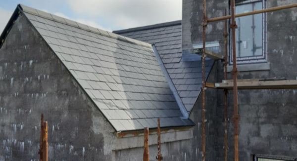 Enniskillen BT93 4FL, UK, Natural Roof Slate