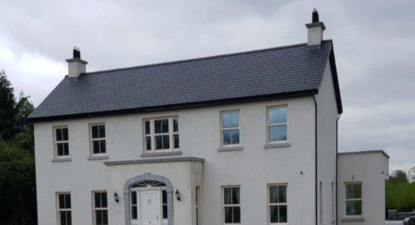 Neillstown, Co. Meath. Natural Roof Slate