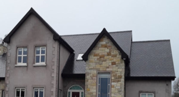 Knocknagarve Tydavnet Co Monaghan, Natural Roof Slate