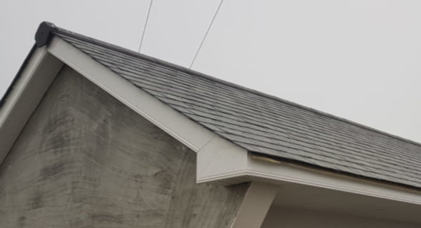 500 x 250mm Western Natural Roof Slate