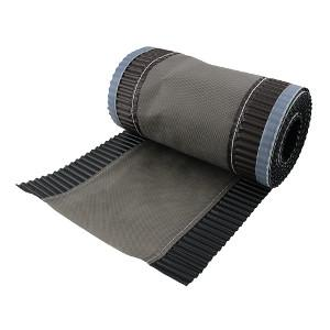 ventilated ridge roll anthracite 310 mm x 5m,ventilated ,ridge roll anthracite