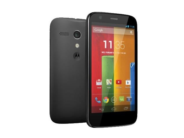 Motorola Moto G (Bell/Virgin) - SOLD