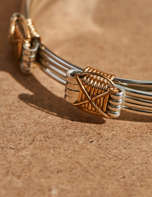 Elephant Hair Bracelets Four Strand