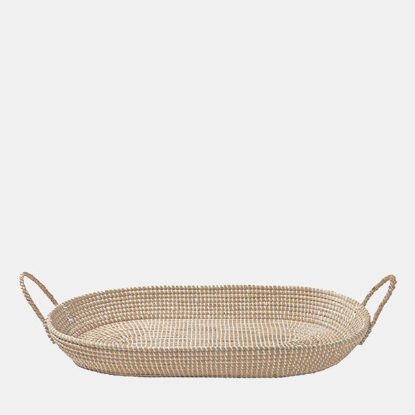 Reva Seagrass Changing Basket