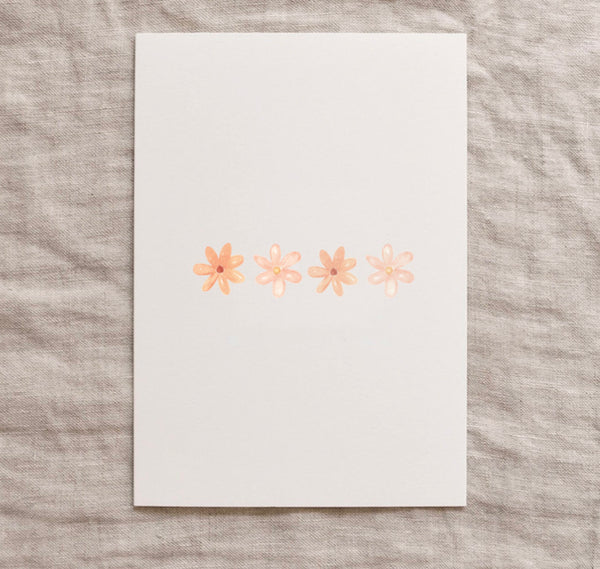 Flowers | Card