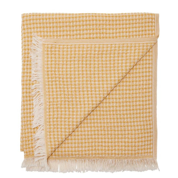 Mayde Lennox Towel | Honey + Beige