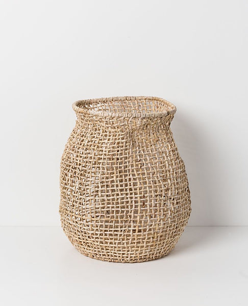 Cicely Tall Woven Basket