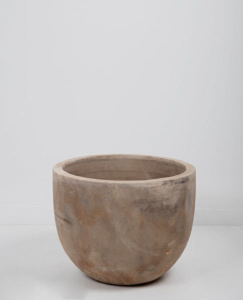 Leros Terracotta Pot