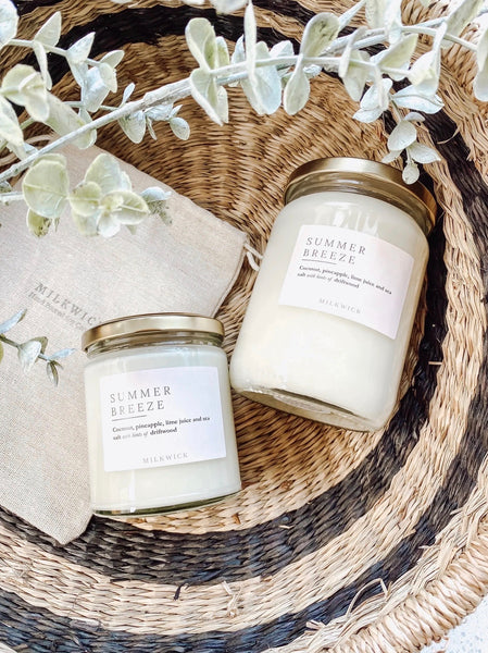 Summer Breeze | Milkwick Candle