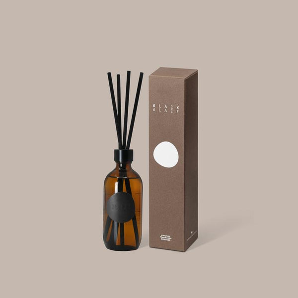 Natural Fragrance Diffuser | Black Blaze