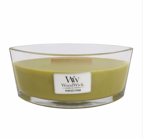 Perfect Pear | Woodwick Candle
