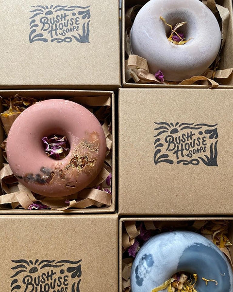 Donut Soap | Bush House Soaps