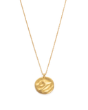 Renewal Circle Necklace | 18K Gold Plated | Kirstin Ash