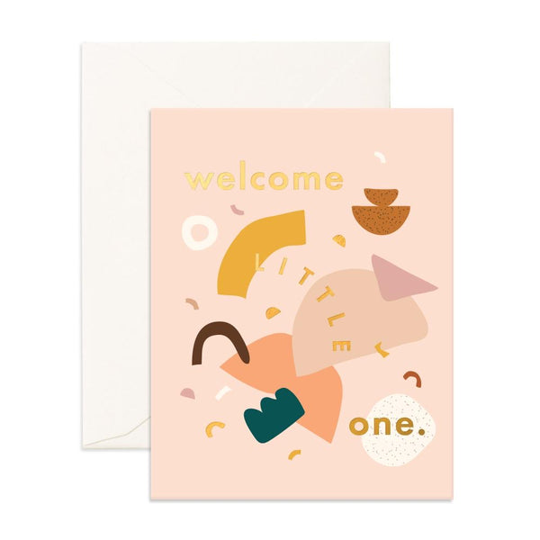 Little One Shapes | Card