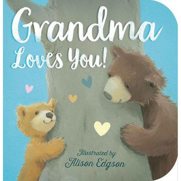 Grandma Loves You!-PENGUIN RANDOMHOUSE-CoCo & KaBri