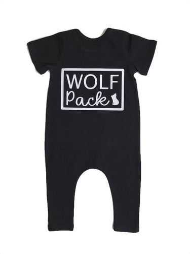 ADDITIONAL Wolf Pack Romper