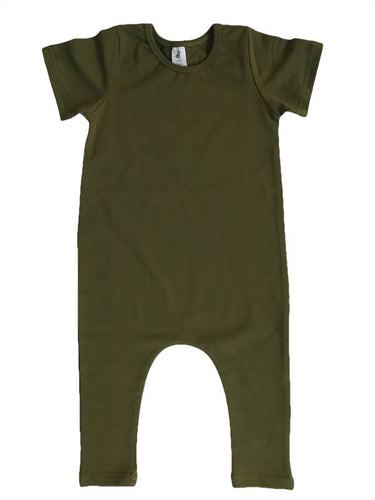 baby rompers australia - khaki romper for girls and boys - buy cheap rompers online