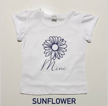 Additional Mama & Mini Flower Tee or Onesie