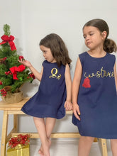 Christmas Initial Dress