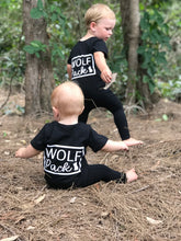 Wolf Pack Romper Twin Pack - cheap rompers - buy baby rompers australia