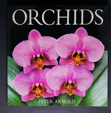 Orchids by Peter Arnold