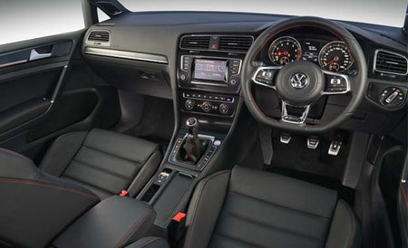 VW Golf 7 Included