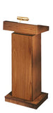 Height Adjustable Podium 810 Oklahoma Sound Orator Non-Sound
