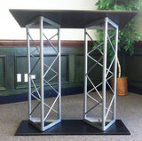 Metal Truss Lectern JP1PTC Custom Dual Post