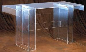 Communion Table 3360 Acrylic-Communion Tables and Altars-Podiums Direct