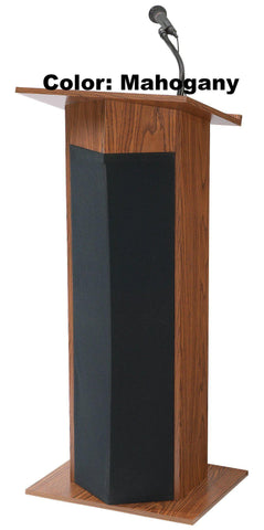 Sound Lectern 111PLS Oklahoma Sound Power Plus-Sound Podiums and Lecterns-Podiums Direct
