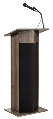 Sound Lectern 111PLS Oklahoma Sound Power Plus-Angle-Sound Podiums and Lecterns-Podiums Direct