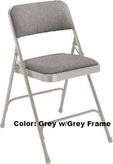 Model 2200 Fabric Upholstered Premium Folding Chair