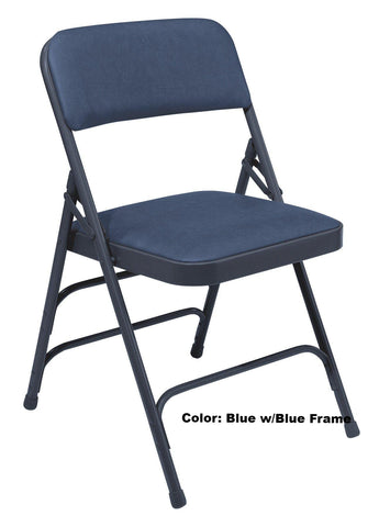 Banquet Chair Model 1300 Premium Folding Vinyl Upholstered