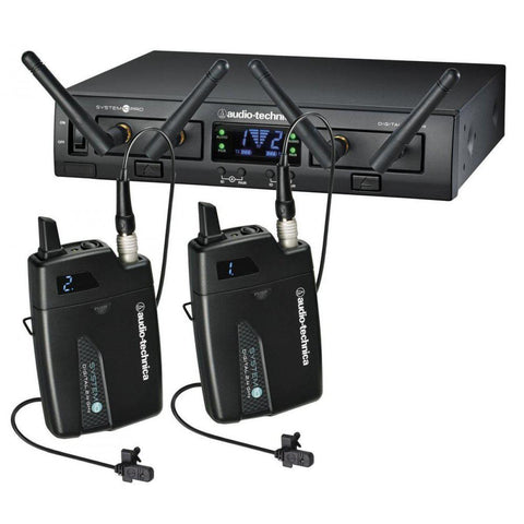 Audio-Technica Dual Lavalier System AT ATW-1311/L