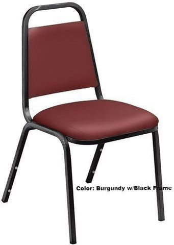 Banquet Chair Model 9100 Standard Vinyl Padded Stack