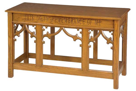 Communion Table NO 205-Communion Tables and Altars-Podiums Direct