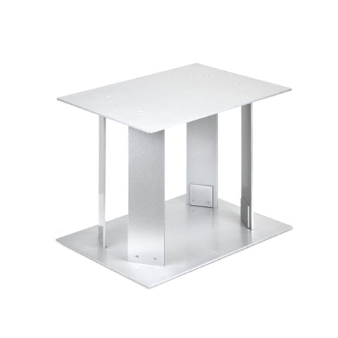 Contemporary Aluminum Side Table TC1. FREE SHIPPING!