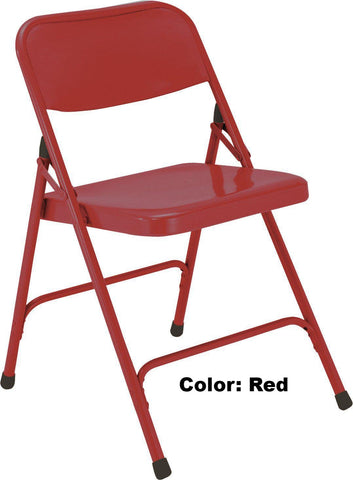 Model 200 Series Premium All-Steel Folding Chair
