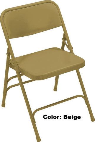 Model 300 Series Premium All-Steel Folding Chair