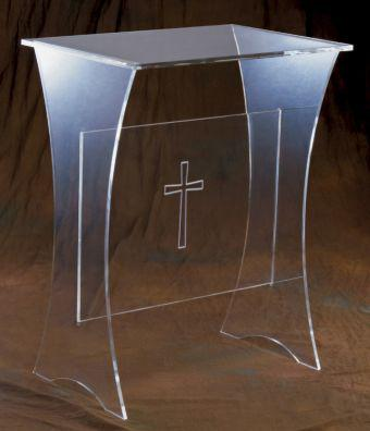 Offering Table 3306-Tithe Boxes, Baptismal Font, Flower Stands, and Offering Tables-Podiums Direct