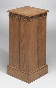 Flower Stand NO 500-Tithe Boxes, Baptismal Font, Flower Stands, and Offering Tables-Podiums Direct