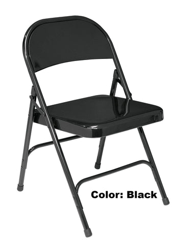 Model 50 Series Standard All-Steel Folding Chair