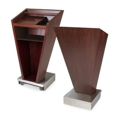 Non Sound Lectern 5890 Forbes-Non Sound Podiums and Lecterns-Podiums Direct