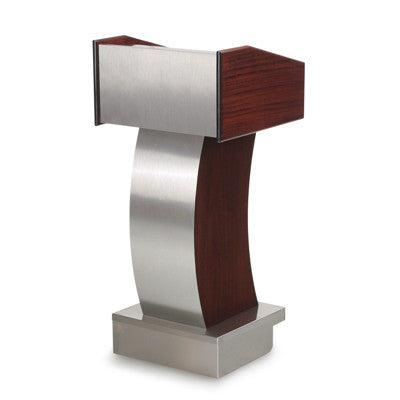 Non Sound Lectern 5891 Forbes Deluxe-Non Sound Podiums and Lecterns-Podiums Direct