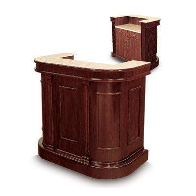 Valet Podium and Host Station Forbes 5926 Deluxe-Valet Podiums, Security, and Host Stations-Podiums Direct